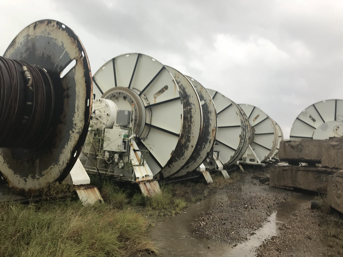 Large Winches